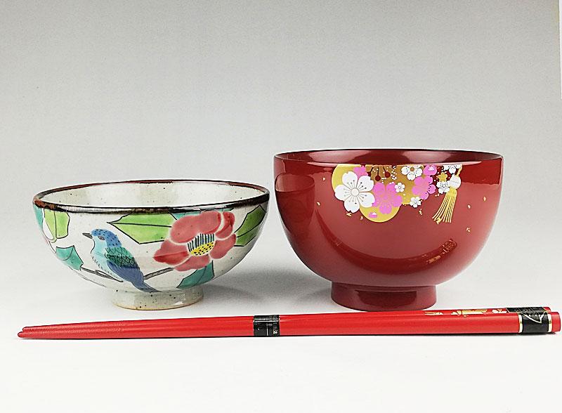 石川伝統工芸花嫁3点セット